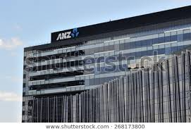 Anz office melbourne Logo Melbourne Australia March 4 2015 Anz Bank Headquarters In Docklands On The Shutterstock Melbourne Australia March 2015 Anz Stock Photo edit Now