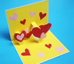 Chart Paper Greeting Card 36 Diy Ideas For Making Pop Up Cards Feltmagnet