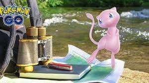 Pokémon GO Mew - A Mythical Discovery Special Research Walkthrough -  Nintendo Life