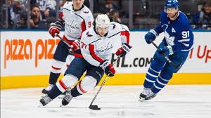 Caps Reach End Of Road Trip In Toronto