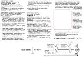 instruction sheets electrical wiring devices > instruction  toggle 1453 2e