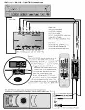 sony xav bt wiring diagram wiring diagrams sony xav 7w media center receiver manual
