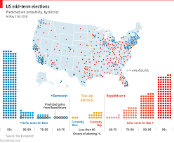 Midterm Elections 2018 Results Chart Election Forecasting Introducing Our Prediction Model For