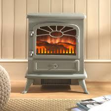 electric log heater for fireplace. Focal Point ES 2000 Grey Electric Stove | Departments DIY At B\u0026Q Log Heater For Fireplace