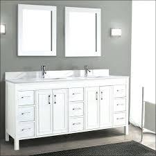 White Bathroom Vanity With Sink By Single Sink Bathroom Vanity Set
