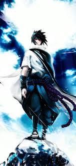 Sasuke Uchiha 4K Wallpaper #17