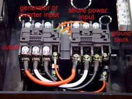 rv automatic transfer switch wiring diagram electrical rv automatic transfer switch wiring diagram electrical transfer switch and rv