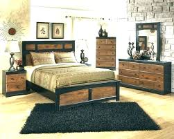 industrial style bedroom furniture. Interesting Bedroom Industrial Bedroom Furniture Rustic Modern  Large Size Of Style On Industrial Style Bedroom Furniture