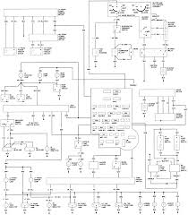 Chevrolet truck ton pu 2wd 7l tbi ohv 8cyl body wiring diagram gm alternator wiring