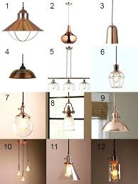 copper light pendant ing grey and copper pendant light shade