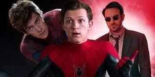 Spider-Man-Schauspielerfotos treiben No ...