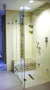 walk in shower kits glass shower enclosures ideas walk in shower kits with seat pictures walk in shower kits