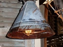 vintage industrial pendant light