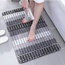 clean plastic bathtub mat ideas
