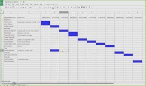 Downloadable Gantt Chart Vorlage Diagramm Excel Isacl Free
