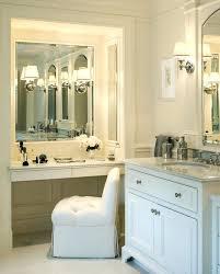 floating makeup vanity ideas built in makeup vanity home