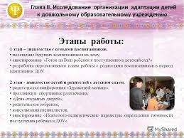 Презентация на тему Анализ психолого педагогической литературы  8 Глава ii