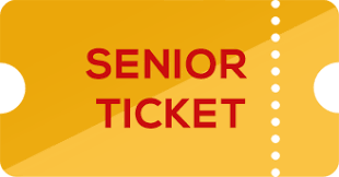 senior ticket - Harbor Breeze