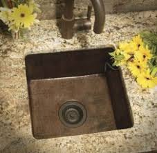 undermount bar sink. Native Trails Cantina CPS234 Copper Undermount Bar \u0026 Prep Sink
