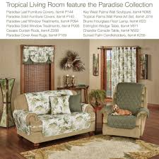 paradise solid color furniture protector recliner wing chair
