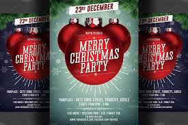 Work Christmas Party Flyers Best Christmas Party Flyer Template Ulyssesroom