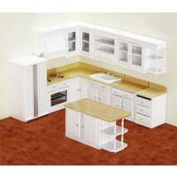 furniture for dollhouse. 1 inch scale kitchen furniture furniture for dollhouse