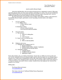 Speech Outline Format Outline Examples Speech And Essay Outlines Free Ial Example