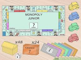 image led play monopoly junior step 1