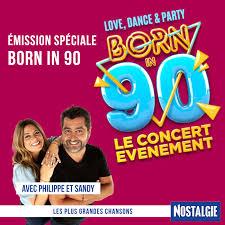 Born in 90 - Le Podcast