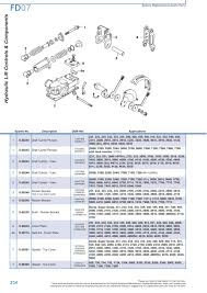 ford hydraulic pumps page 240 sparex parts lists diagrams s 73978 ford fd07 234