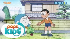 Tuyển Tập Hoạt Hình Doraemon Tiếng Việt Tập 126 - Cô Bé Mang Đôi Giày Đỏ,  Đội Cảm Tử Cho Nobita - repacted