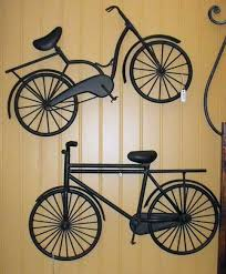 metal bicycle wall art hobby lobby