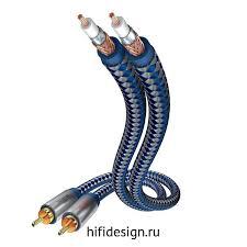 Купить <b>Кабель межблочный Inakustik Premium</b> Audio Cable, RCA ...