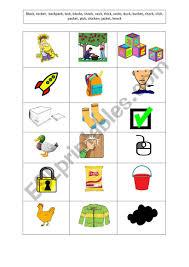 Phonics worksheets and free printable phonics workbooks for kids. Ck Words Esl Worksheet By Sweshrestha
