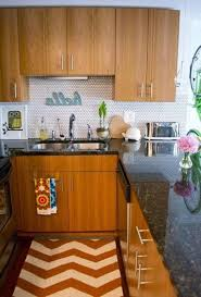 Small Apartment Kitchen Kitchen Clever Planning Of Small Apartment Kitchens With Spacious