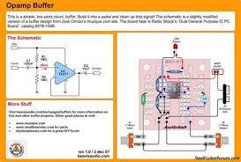 buffer boost guitar schematic amz guitar effects jfet splitter teisco guitar pickup wiring diagrams westone guitar wiring