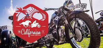the californian motorcycle show santa anita park