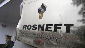 why russia s rosneft the world s fifth largest oil company be a police officer stands guard outside the headquarters of rosneft in moscow russia thursday
