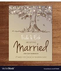 Wedding Invitation Templates With Photo Wedding Invitation Template Mock Up Design Layout