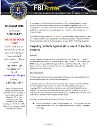 org bernd pulch org exclusive and  revealed fbi cyber bulletin targeting activity against state board of election systemsfbi cyber bulletin targeting activity against state board of