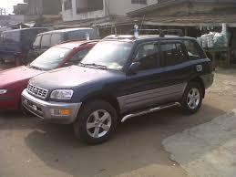 A Tokunbo Toyota Rav4 For Sale,2000 Model. - Autos - Nigeria