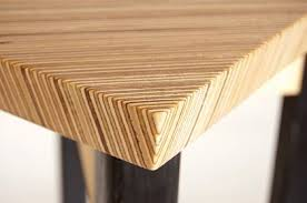 I showed walnut in the pictures above, but usually, to save quite a bit of money, i will use 2x8s, 2×10, or 2×12 construction. Tabletop Plywood Art Hardwood Plywood Plywood Table