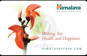 Himalaya E- Gift Cards | Woohoo.in