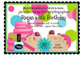 handmade birthday invitation card ideas birthday party children birthday invitations handmade card design ideas spa