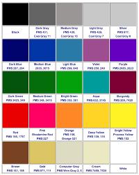 56 Surprising Pantone Plastic Color Chart