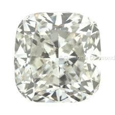 Gia Certified 1 01 Carat Vvs2 Clarity J Color Natural Loose Cushion Cut Diamonds