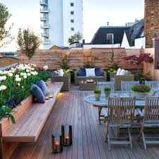 roof deck design. Garage Roof Deck Designs Patio Design Small Best Rooftop Ideas On