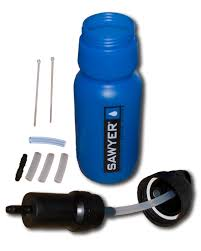 homemade water filter bottle. Sawyer Filtration Bottle Homemade Water Filter