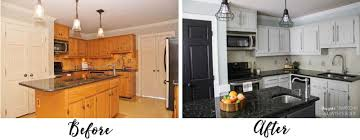 but i m not the only blogger who has successfully painted my kitchen cabinets so let s take a look at some more successful cabinet transformations using