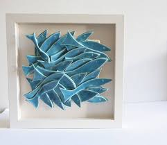 ceramic wall decor flower best decoration ideas for you within latest italian ceramic wall art